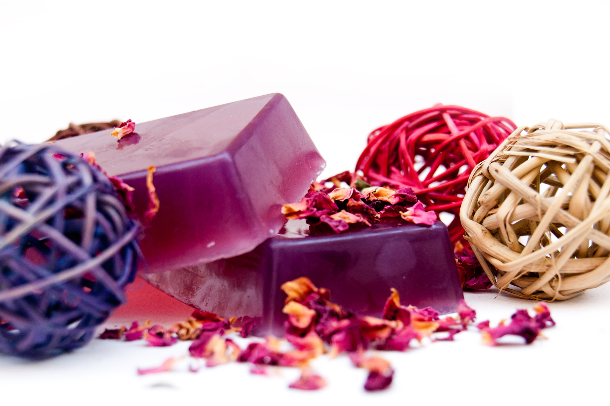 My first best selling product was this handmade soap inspired by India