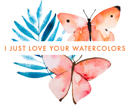 free watercolor wallpaper