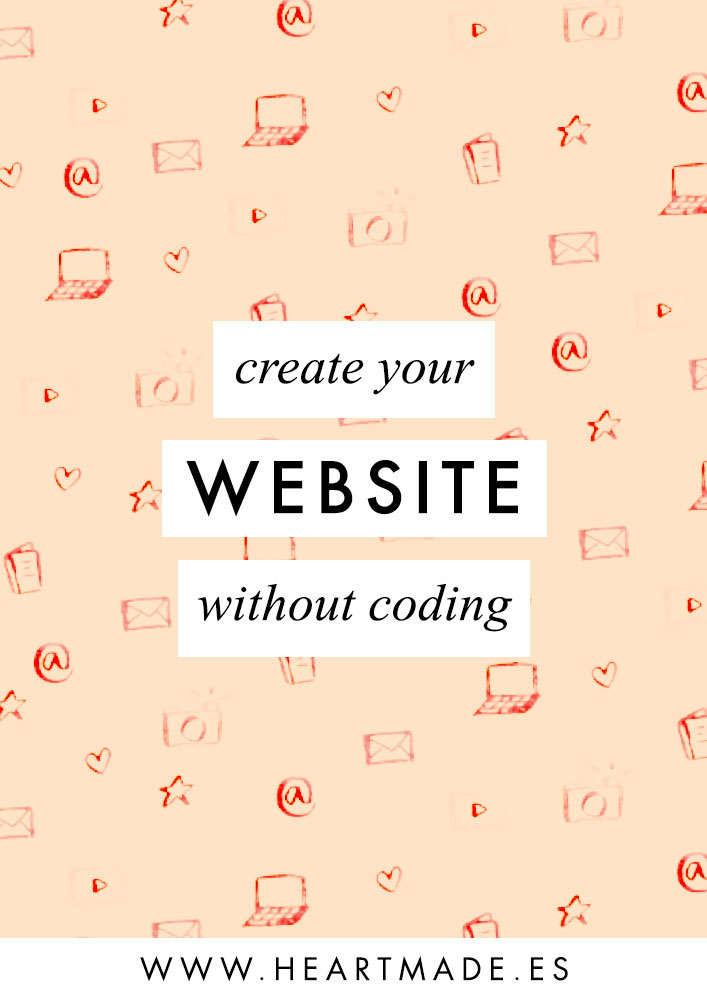 Create the website you need to get more clients - A step by step guide to make your own website without coding