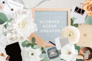 Ultimate Scene Creator for bloggers by Twigy Posts