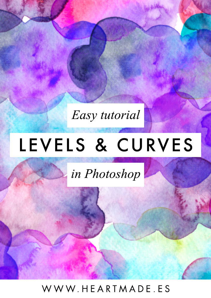 easy-levels-and-curves-tutorial-photoshop-pinterest